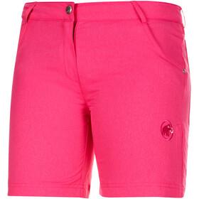 Mammut Massone Shorts Women pink melange